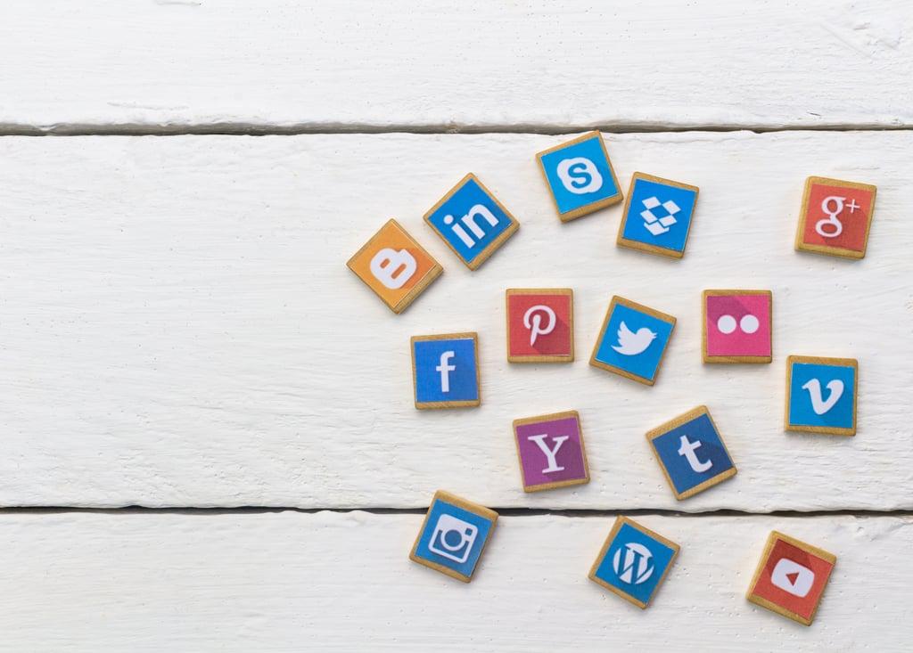 Logoer sosiale medier